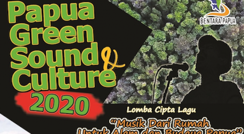 Papua Green Sound and Culture 2020